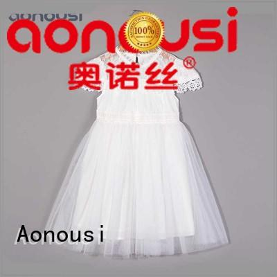 Aonousi screen kids trendy clothes manufacturers for girls