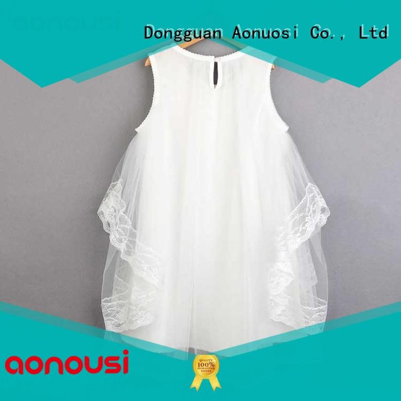 party wholesale little girl clothing bulk production for girls Aonousi