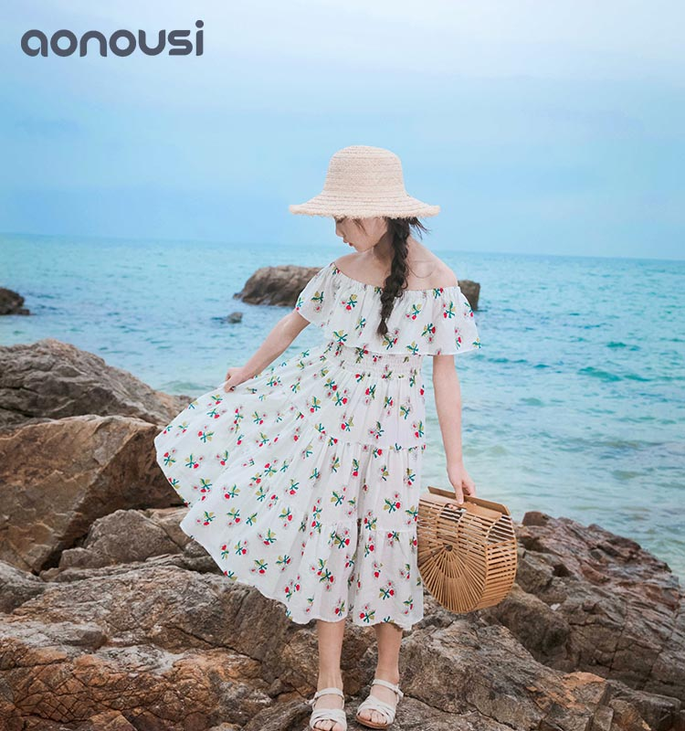application-high-quality dress kids girl for wholesale for girls Aonousi-Aonousi-img