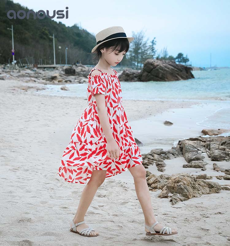 Aonousi high-quality girls kids dress Suppliers for kids-Childrens Clothing Wholesale,Wholesale Kids