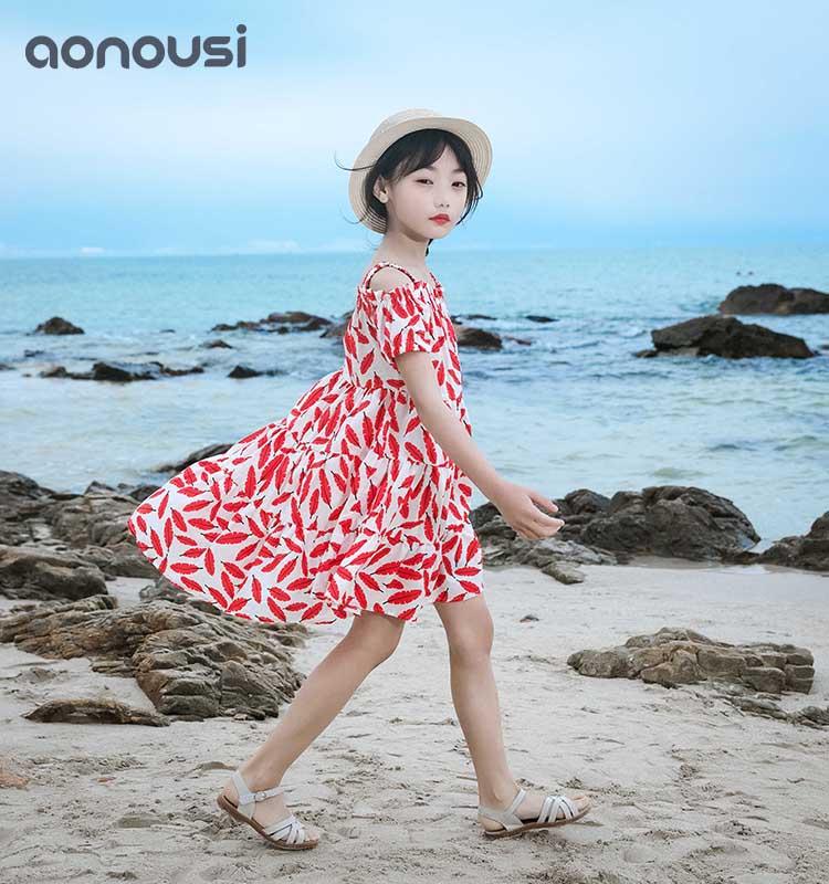 Aonousi high-quality girls kids dress Suppliers for kids-Aonousi-img