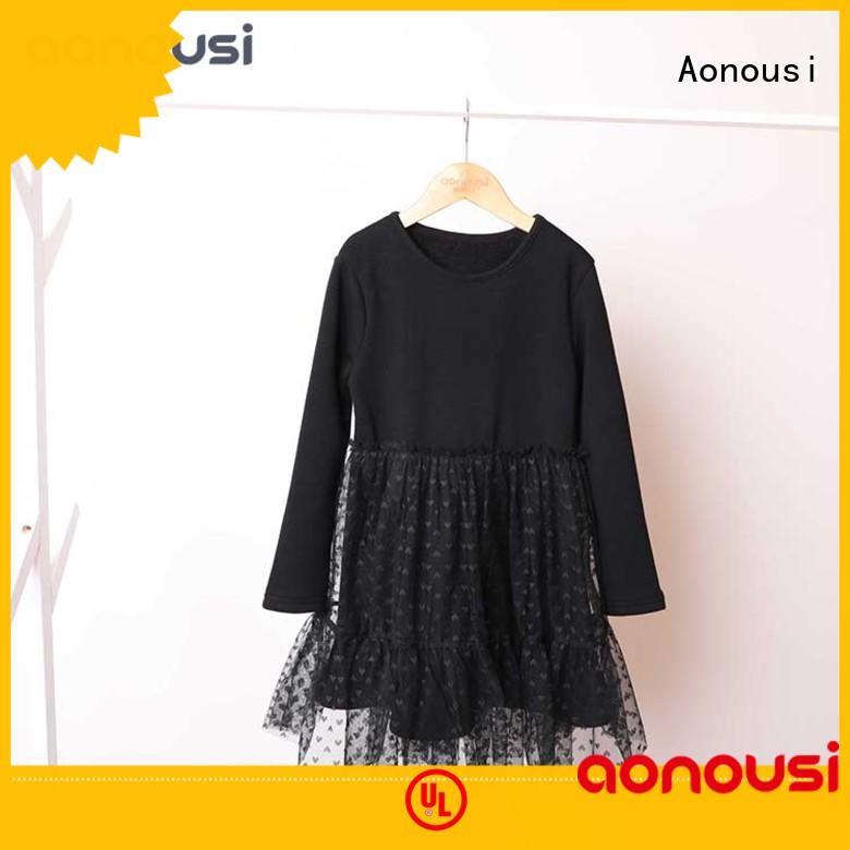 Aonousi Top dress kids girl manufacturers for kids