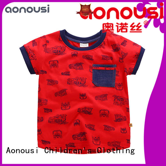 Aonousi high-quality boys suit set Supply for kids