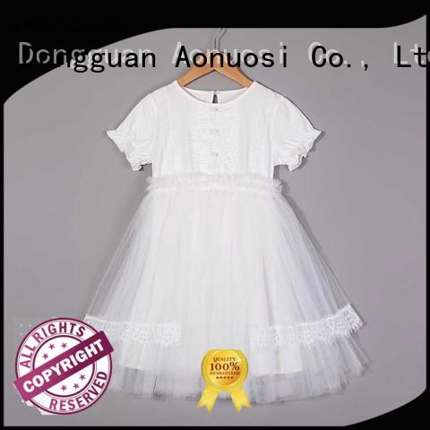 Aonousi high-quality girls dresses sale from manufacturer for girls