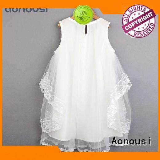 Aonousi Top small girl skirt factory for kids