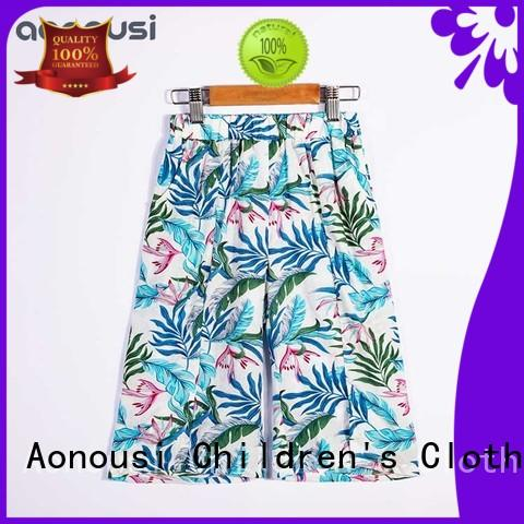 Aonousi Top baby girl wholesale clothing Supply for kids