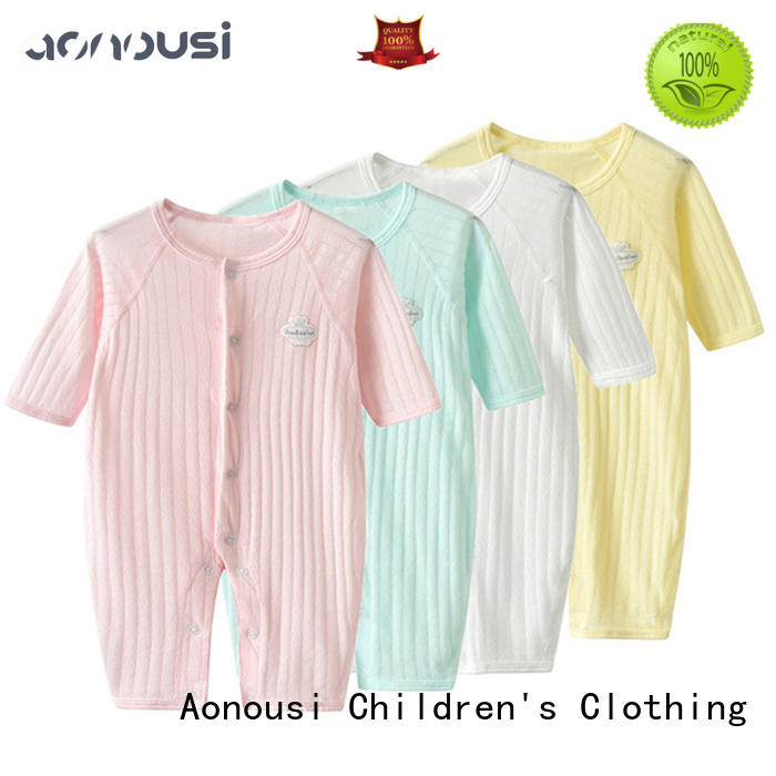 Aonousi popular wholesale baby clothes long-term-use for boys