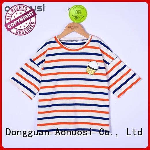 Aonousi comfortable wholesale baby girl boutique clothing vendor for kids