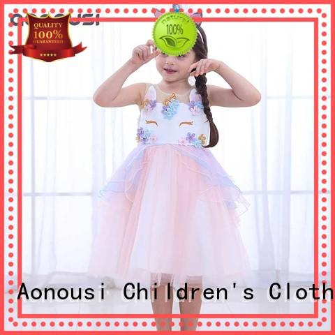 Aonousi wholesale girls clothing suppliers  supply for girls