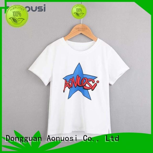 Aonousi style fashion cloth for girl Supply for girls
