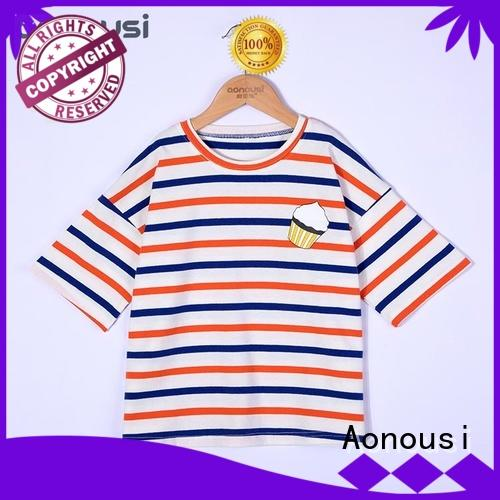 Aonousi nice custom made kids clothes factory for kids