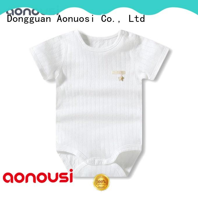Aonousi babies baby fashion clothes wholesale Supply for girls