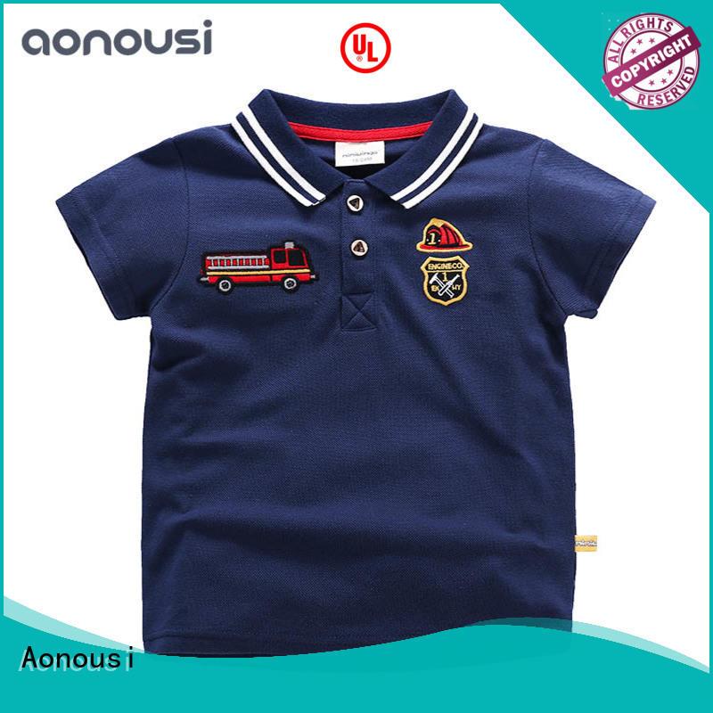 Aonousi fashion wholesale little boy clothes company for boys