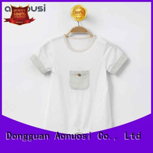 autumn wholesale baby boutique clothing suppliers longsleeved for baby Aonousi