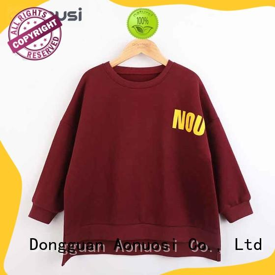Aonousi popular toddler girl outfit sets sanitary for girls