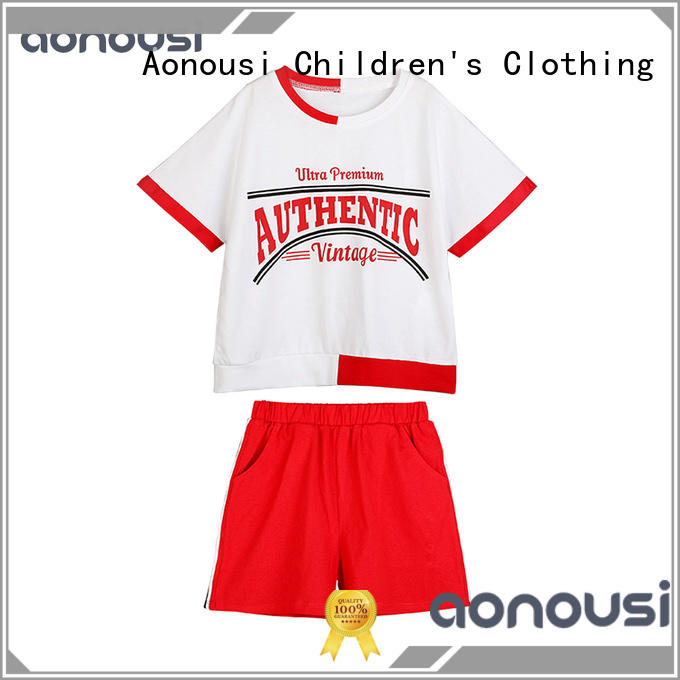 Aonousi Top trendy kids wholesale clothing Suppliers for kids