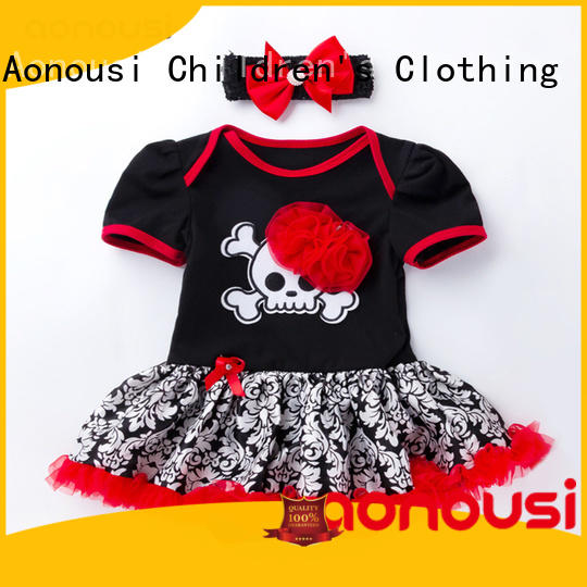 Aonousi newly girls clothes wholesale from manufacturer for girls