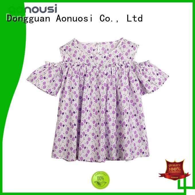 popular t-shirt for kids kids manufacturers for girls