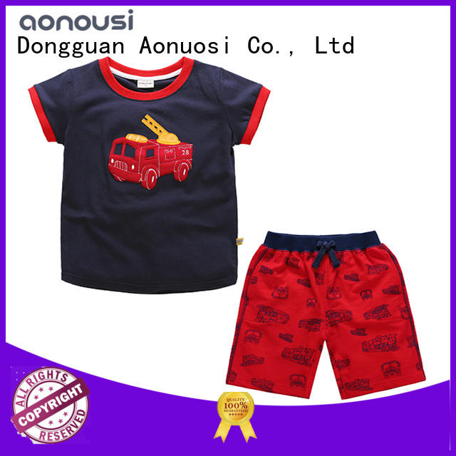 quality set baby clothes summer company for boys