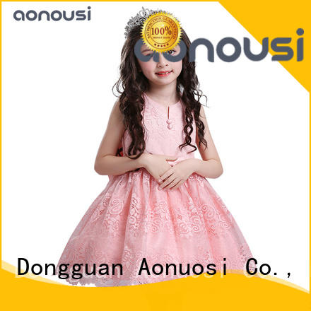 Aonousi hot-sale girls boutique clothing free quote for girls