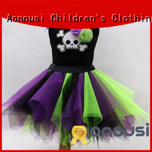 Aonousi fashion wholesale kids clothing suppliers free design for kids
