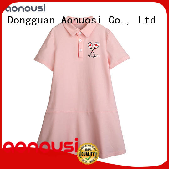 Aonousi hot-sale children's skirts and dresses bulk production for girls