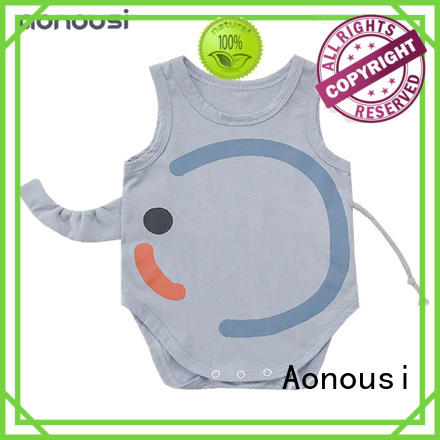 Aonousi baby fashion clothes from manufacturer for baby