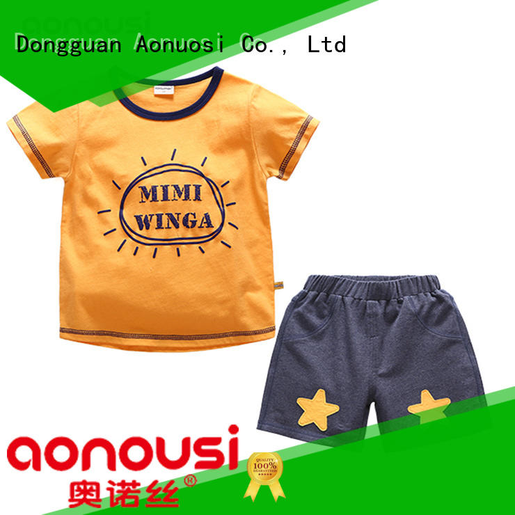 quality boys dress short sets short Supply for kids