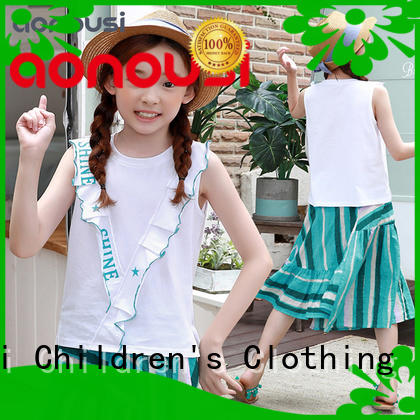 Aonousi girls baby girl clothes boutique for kids