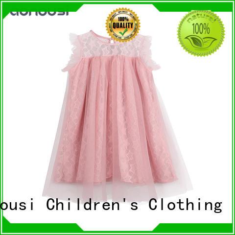 Aonousi high-quality girls skirt dress Supply for girls