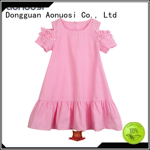 Aonousi shirts childrens clothing bulk production for kids
