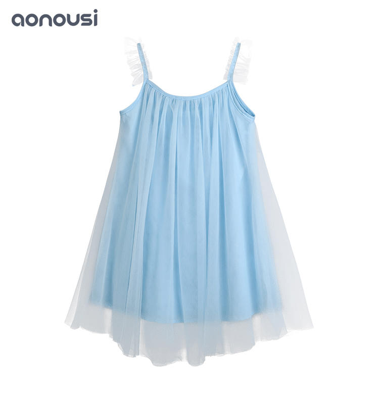 baby girl clothes 2019 party girls dress wholesale children's boutique clothing