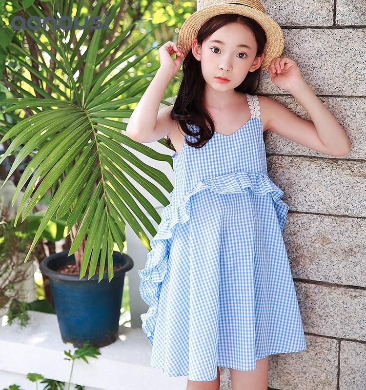 Aonousi girlsshort kids princess dress Suppliers for girls-Aonousi-img