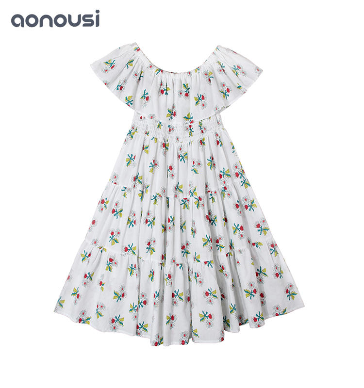 Bohemia's Newest Design Skirt for Girls in Summer of 2019 wholesale children's boutique clothing
