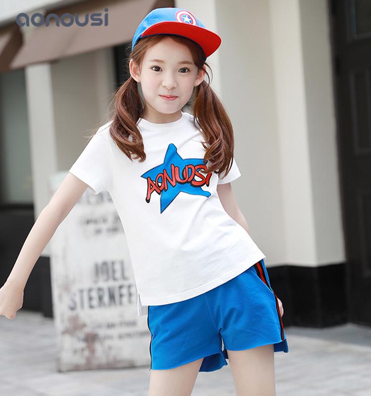 Aonousi cute little girl clothing sets company for kids-Aonousi-img