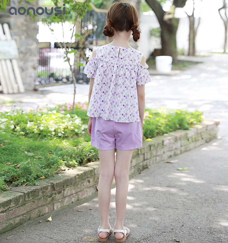 Aonousi hot-sale girls casual trousers Supply for girls-Aonousi-img