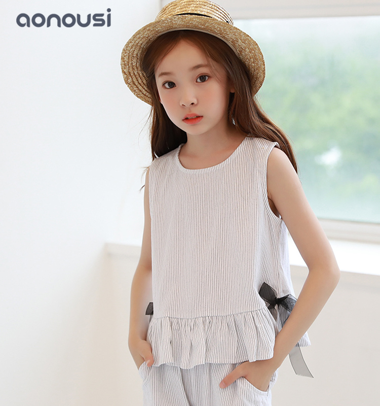 Aonousi fashion girls sets manufacturers for girls-Aonousi-img