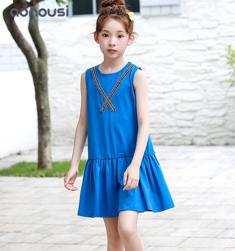 Aonousi stripe toddler girl skirts manufacturers for kids-Aonousi-img