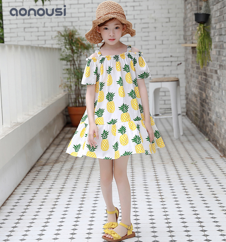 Aonousi fine- quality wholesale baby girl boutique clothing manufacturers for girls-Childrens Clothi