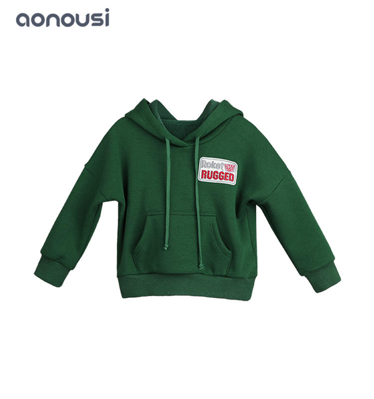 Spring Autumn Children's Clothes Jacket Children Sleeve Head Sweater Cartoon Printing Girl Colors Hoodie Baby Clothing girls wholesale