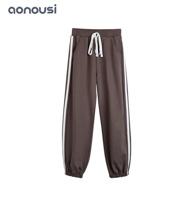Baby Girl Kids Fashion Sports Clothes Pants Wholesale Girls Spring Fall Korean Version Pants