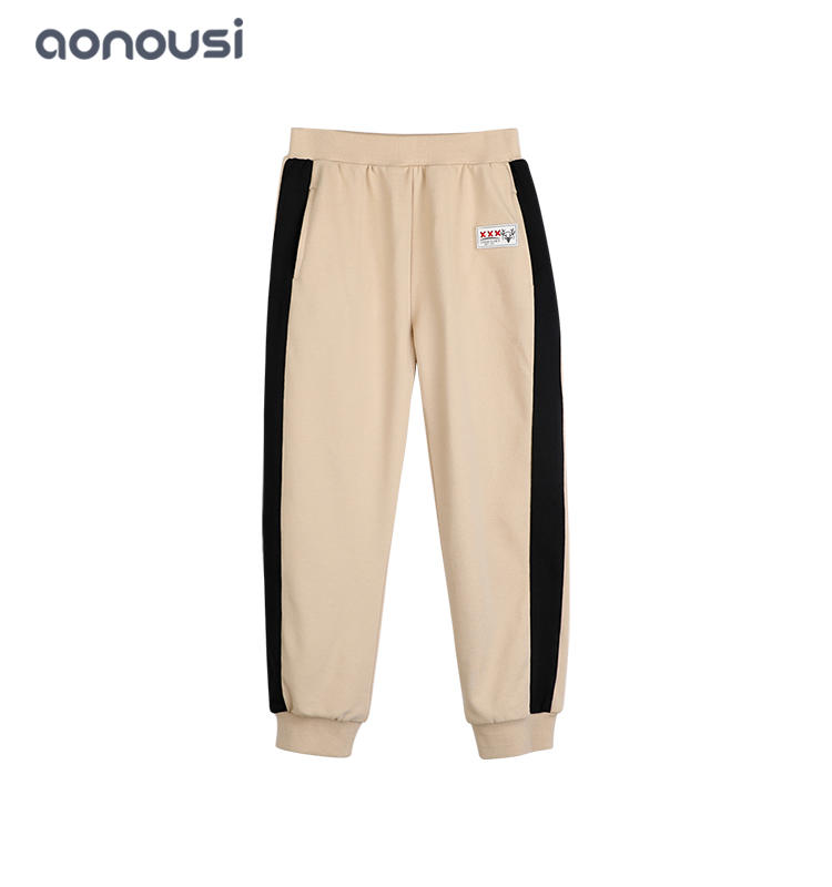 Girls fashion wholesale girls Korean version pants kids clothing causal children sporting pants