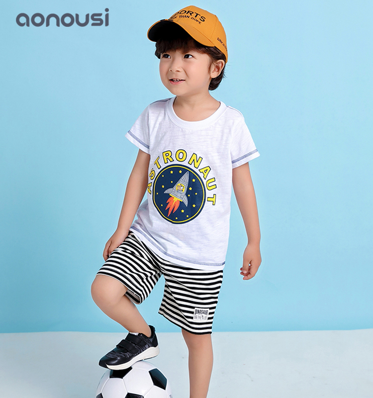 Aonousi turncollar wholesale boys clothing suppliers company for kids-Childrens Clothing Wholesale,W