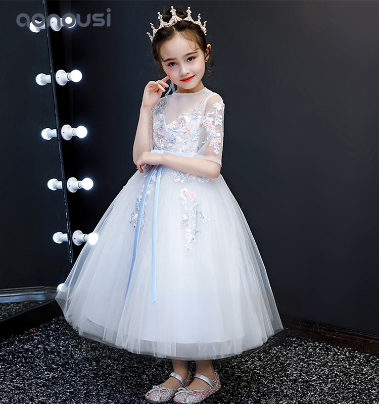 Aonousi beautiful party dresses for girls Suppliers-Aonousi-img