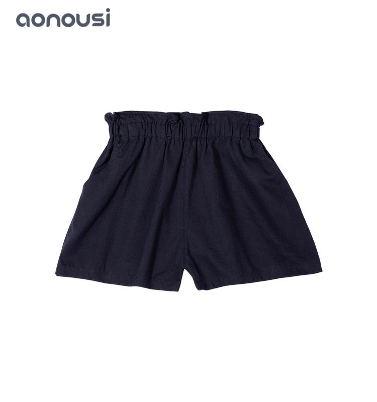 2019 The Korean version comfortable shorts for girls wholesale girls summer new  fashion Casual pants