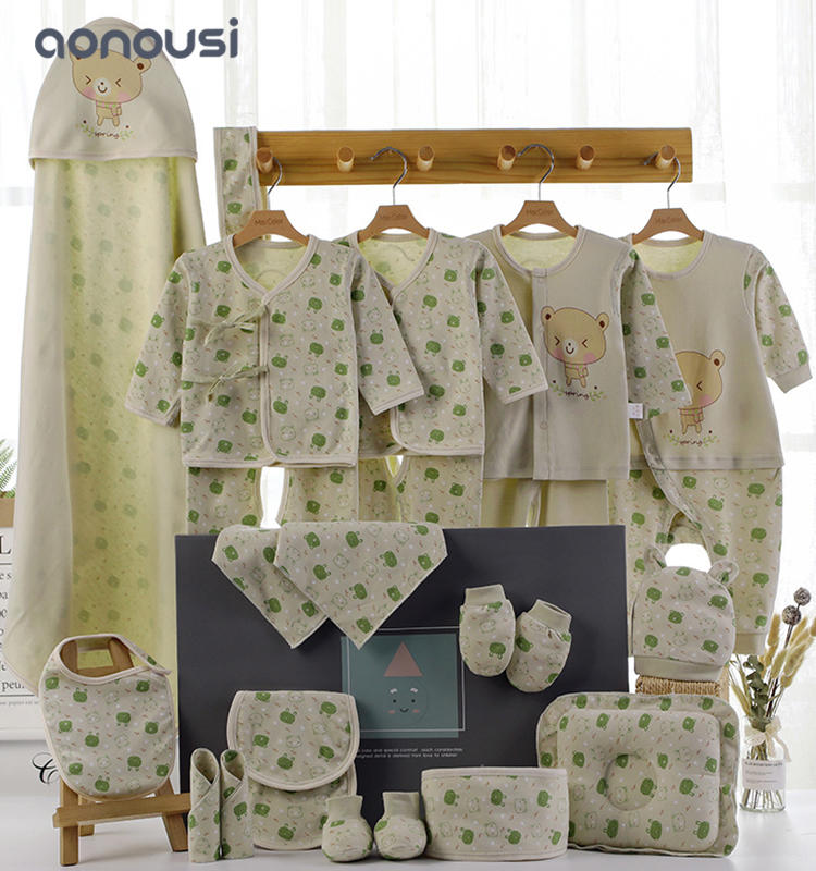 baby clothes newborn full moon kid sets cotton gift set wholesale baby clothes suit