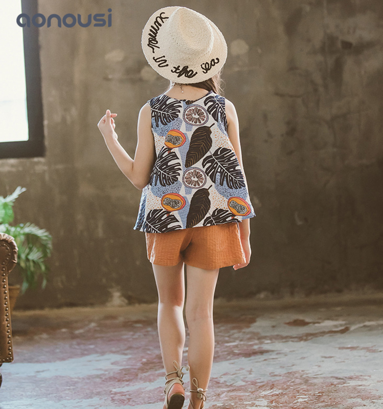 Aonousi hot-sale girl clothing from manufacturer for kids-Childrens Clothing Wholesale,Wholesale Kid