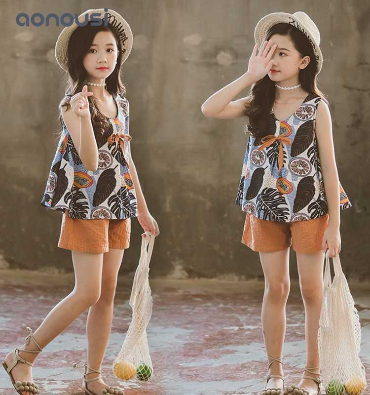 Aonousi hot-sale girl clothing from manufacturer for kids-Aonousi-img