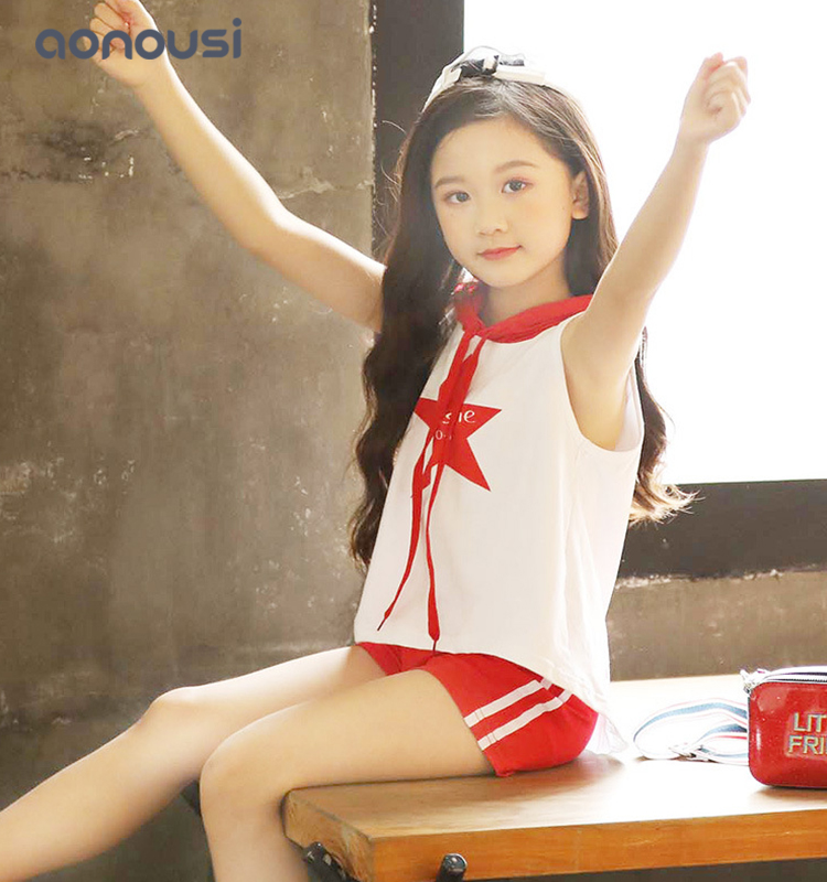 Aonousi selling girls fashion set for kids-Childrens Clothing Wholesale,Wholesale Kids Clothing Manu