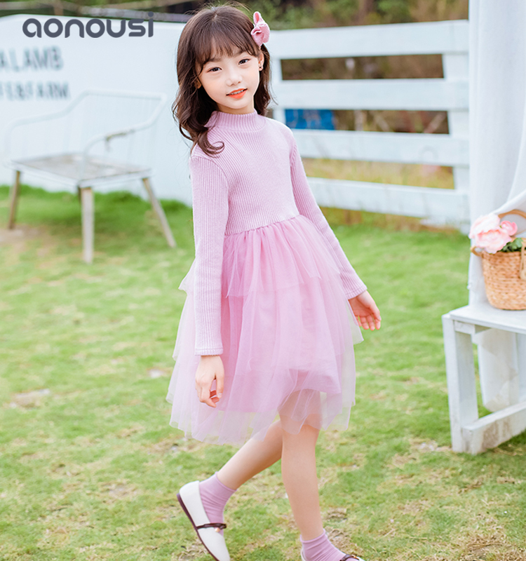 Aonousi Custom cheap girls dresses factory for kids-Aonousi-img